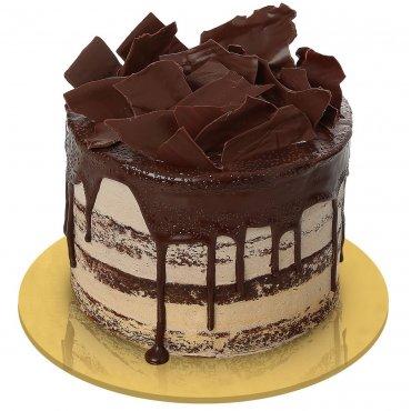 Torta De Chocolate Con...