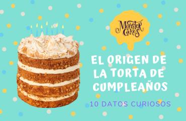 El origen de la torta de cumpleaños